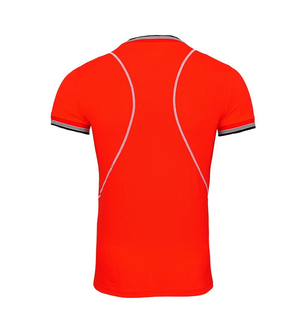 EMPORIO ARMANI Shirt T-Shirt ROSSO 111035 7P530 00074 WF17-EATS1