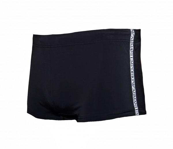 Emporio Armani Swimming Trunk Badehose 211725 9P400 00020 black SH19-AB6