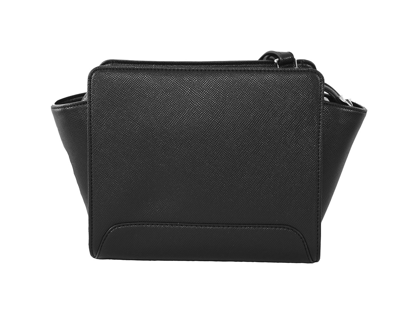 Armani Jeans Tasche Handtasche f. Damen C5251 R4 12 Nero Black HW16