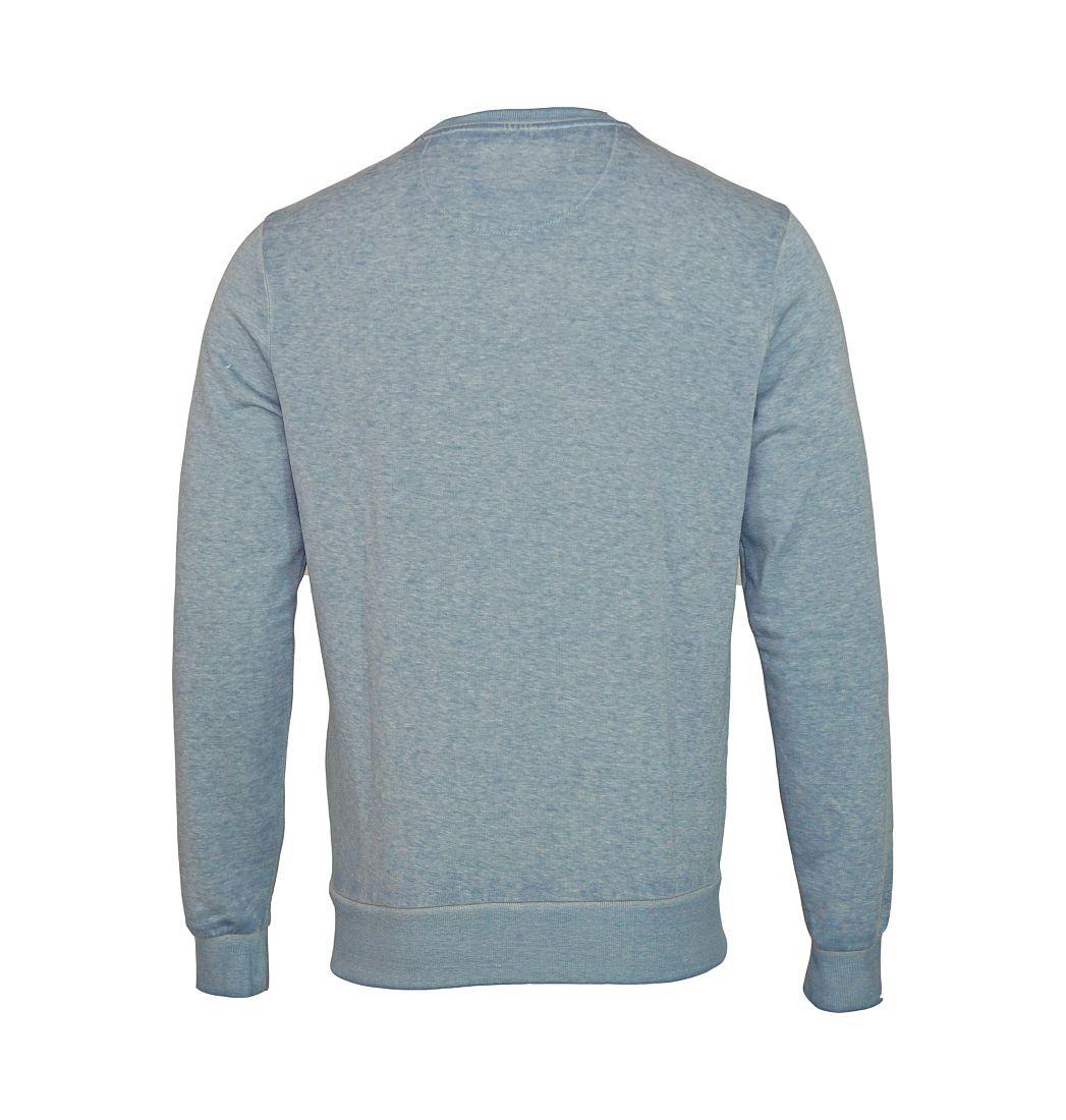 Petrol Industries Sweater Pullover Longsleeve hellblau Round Neck MFW16 SWR421 15 HW16-1n