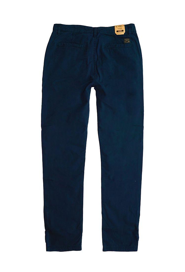 Petrol Industries Hose Chino Stoffhose blau Trouser special MSPFW16 870 597 HW16-CHSP