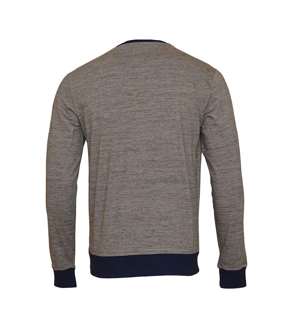 Emporio Armani Pullover Sweater 111685 7P579 00449 GRIGIO SCURO MELANGE S17-EAN2