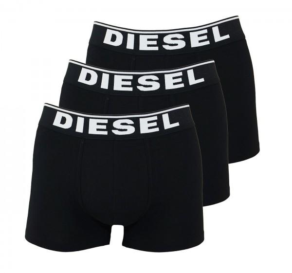 Diesel 3er Pack Boxer DAMIEN OJKKB E4101 schwarz SS19-DB2