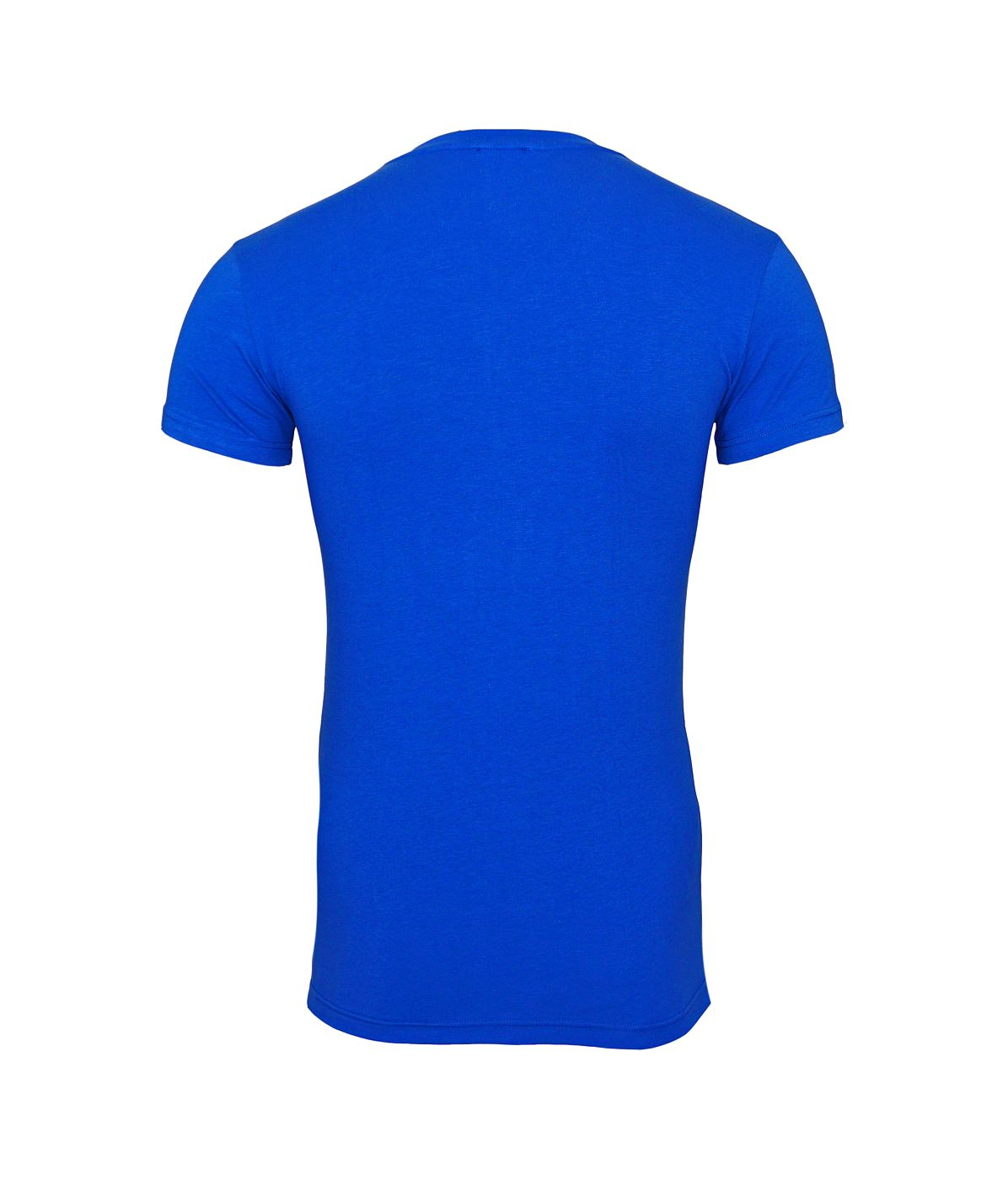 Emporio Armani T-Shirts V-Ausschnitt 110810 8A516 23233 MAZARINE SH18-EAT2
