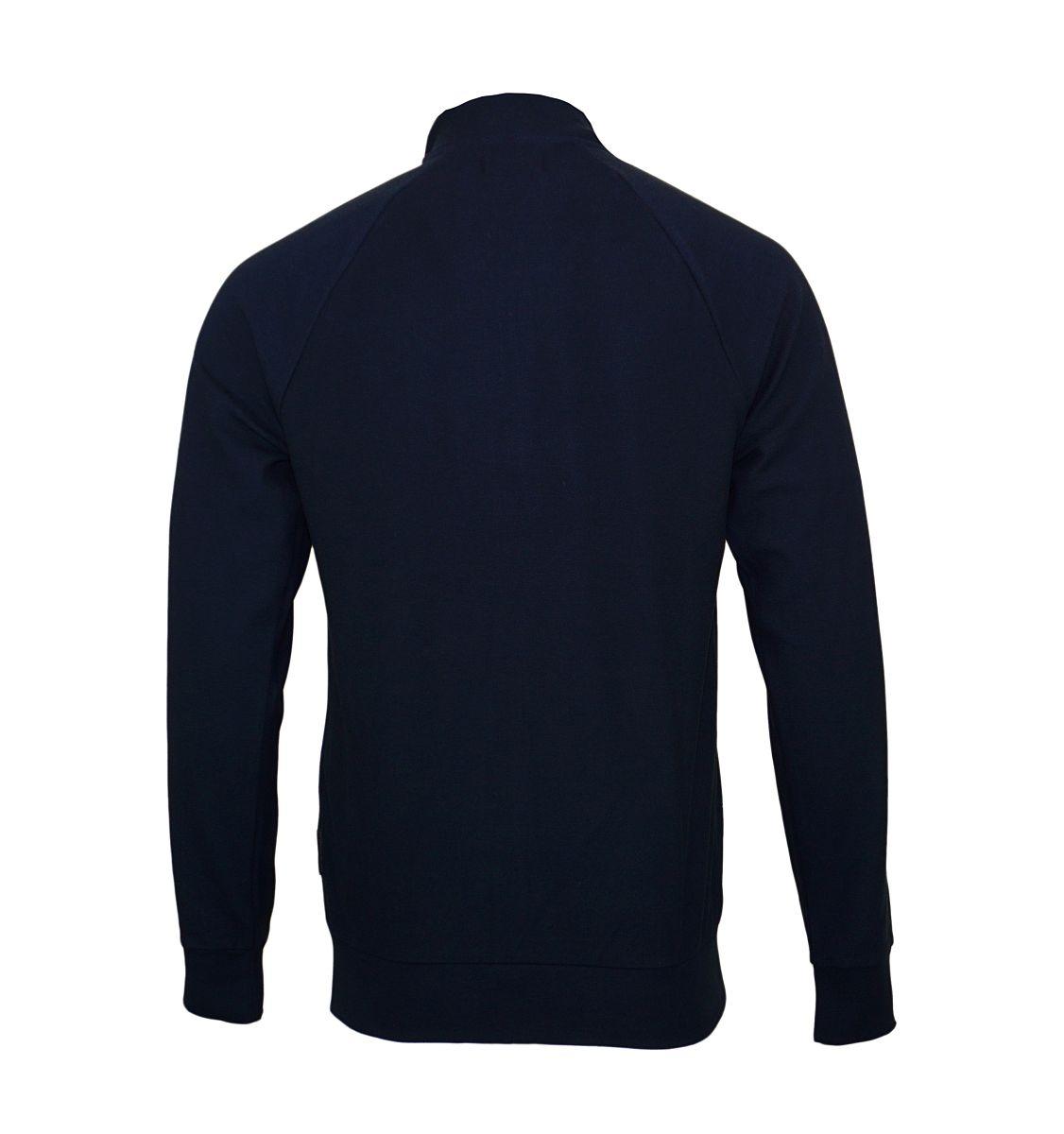 Emporio Armani Sweater Jacke Sweatjacke 111570 7A569 00135 MARINE HW17-EAS1