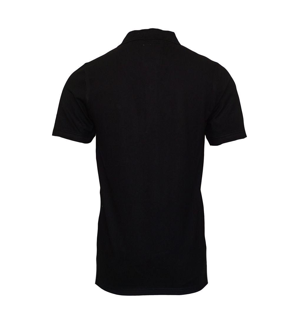 Daniel Hechter Poloshirt Polohemd Polo schwarz 75021 171921 990 WF17-DHP1