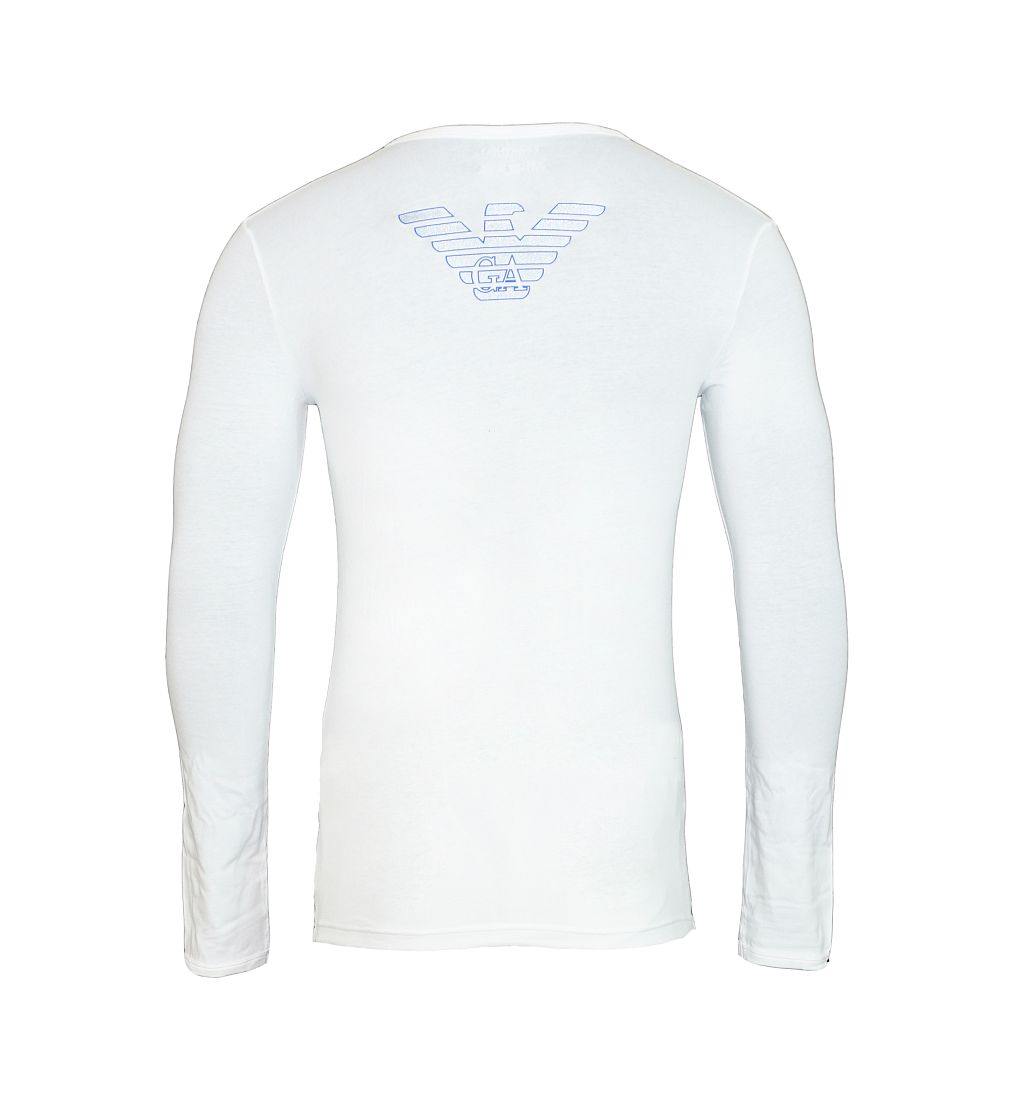 Emporio Armani Shirt Longsleeve KNIT SWEATER 111023 6A725 00010 bianco HW16A1