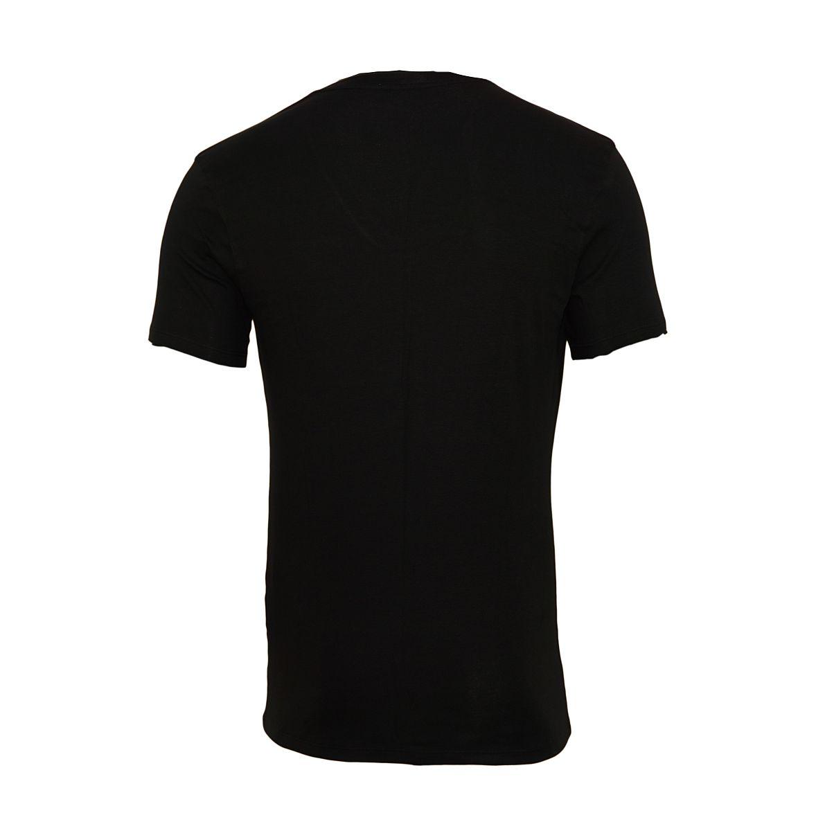 Calvin Klein T-Shirt Tee-Shirts CK16 U8322A Rundhals schwarz
