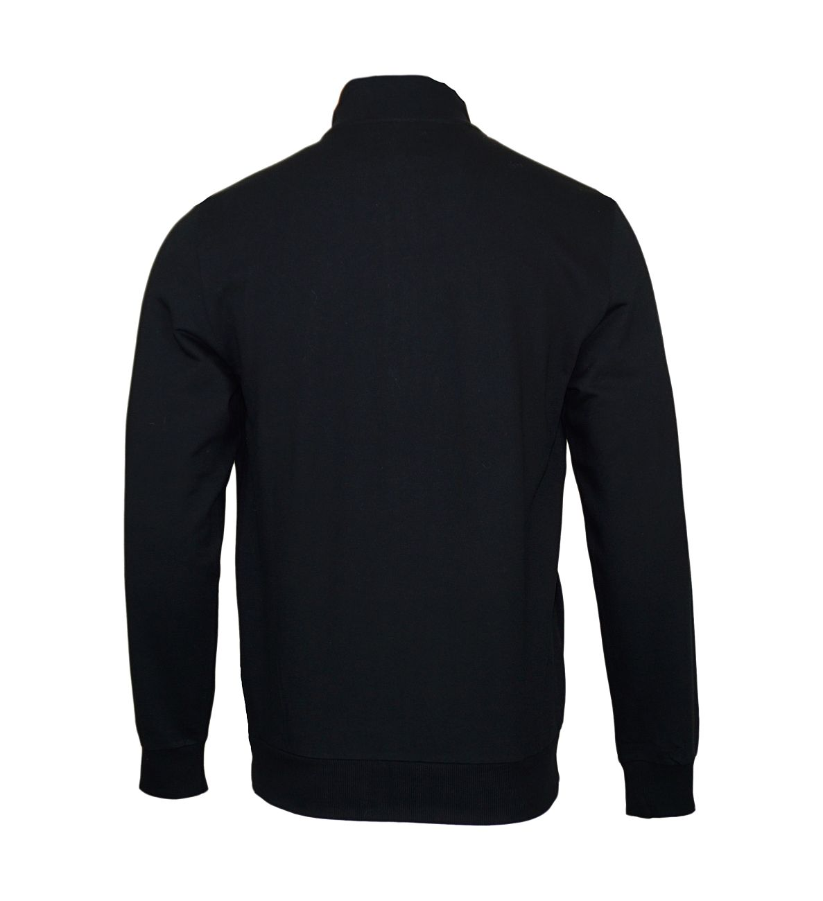Emporio Armani Jacke Sweater Zip 111532 8P571 00020 NERO F18-EAJ1