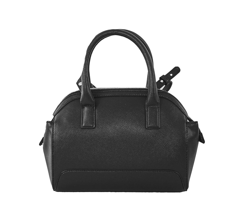 Modestil exklusives Sortiment Online-Verkauf Armani Jeans Tasche Handtasche f. Damen C5270 R4 12 Nero Black HW16
