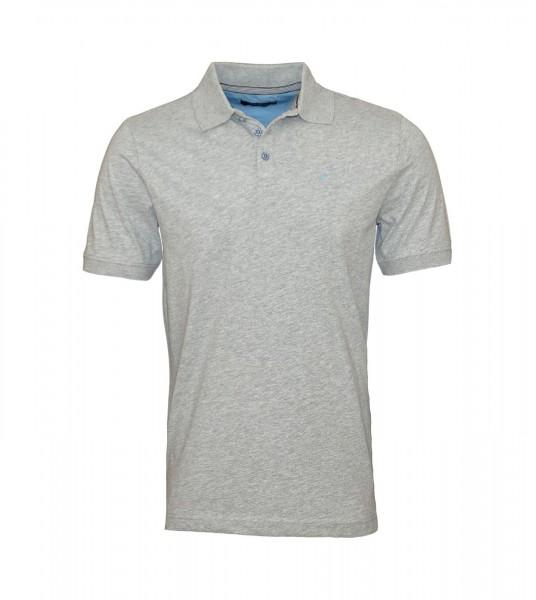 Daniel Hechter Poloshirt Polo Jersey 75016 101915 910 grey WF20-DHP1