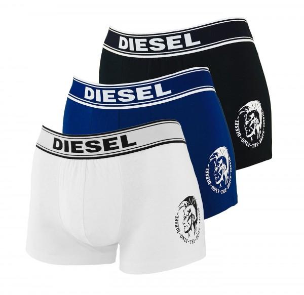 Diesel 3er Pack Boxer SHAWN OTANL 02 schwarz, blau, weiss SS19-DB2