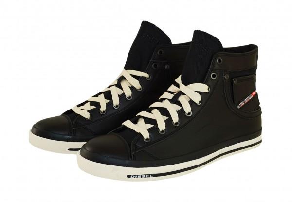 Diesel Sneaker EXPOSURE I Y00023 PR052 T8013 black SH19-DS1