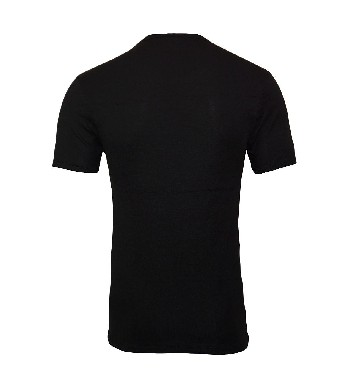 G-Star 2er Pack T-Shirts Slim Fit Rundhals D07205-124-990 Black F18-GSP1