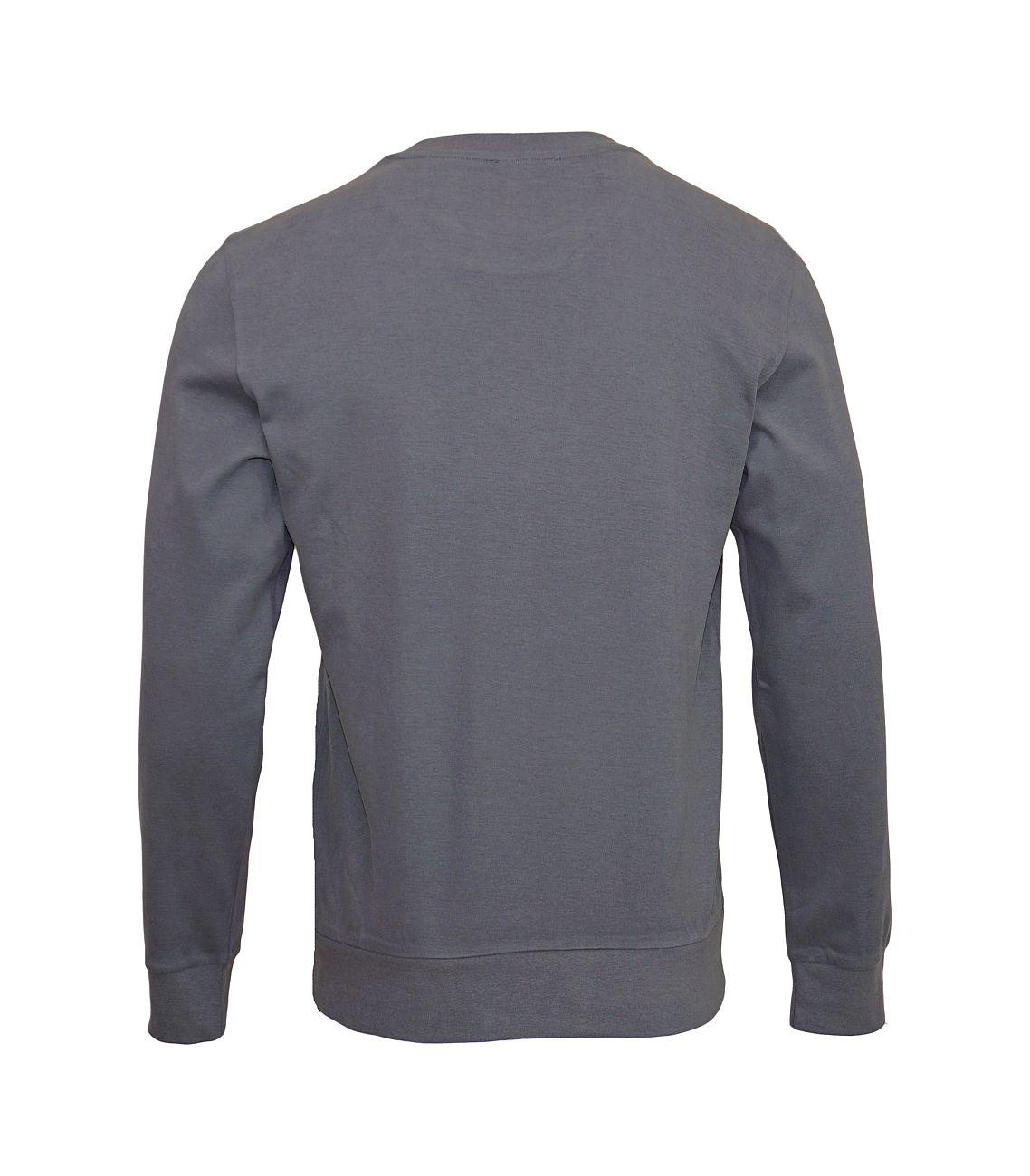 Emporio Armani Sweater Pullover Rundhals 111785 8A562 00044 ANTRACITE WX18-EAS