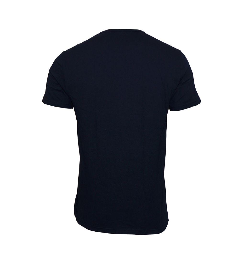Emporio Armani T-Shirts Shirt 111683 7P722 00135 MARINE S17-EANT1