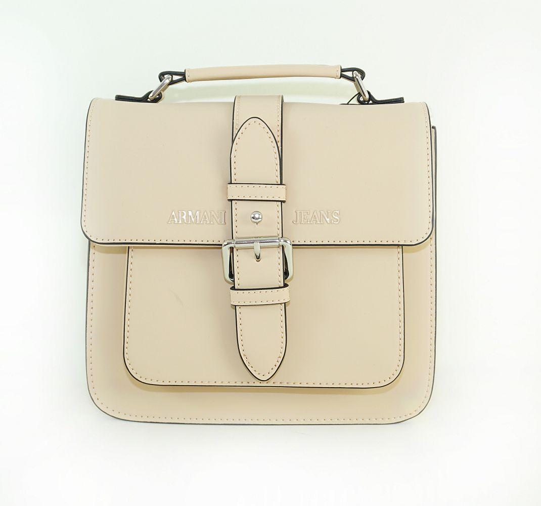 Armani Jeans Tasche Borsa Tracolla Austria 922214 7P772 06250 Light Beige Handtasche S17-AJT1