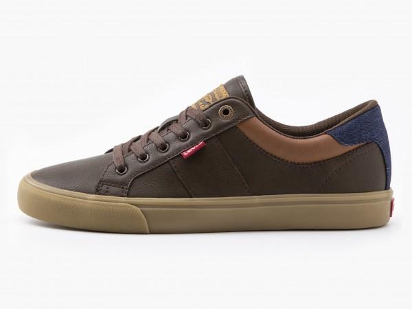 Levi's Sneakers TURNER 229171-794-29 DARK BROWN SH19-L1