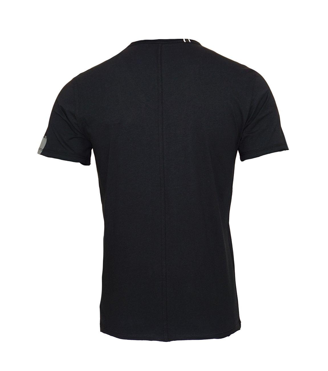 Replay T-Shirt Shirt V-Ausschnitt M3591.000 2660.098 black S18-RPT4