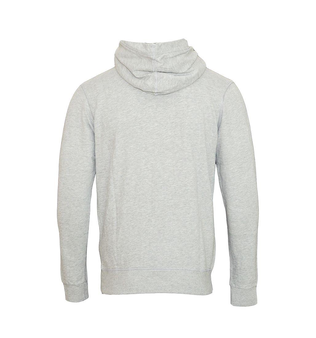 Petrol Industries Sweater Pullover Hoodie grau MFW SWH364 938 HW16-4sp mit Kapuze