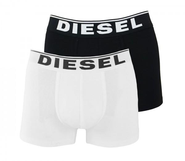 Diesel 2er Pack Boxer DAMIEN OJKKB E0013 schwarz, weiss SS19-DB1