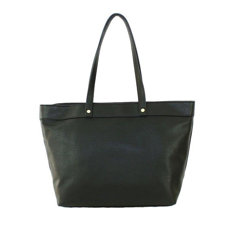 Armani Tasche Damentasche Henkeltasche Shopper 0525F nero black