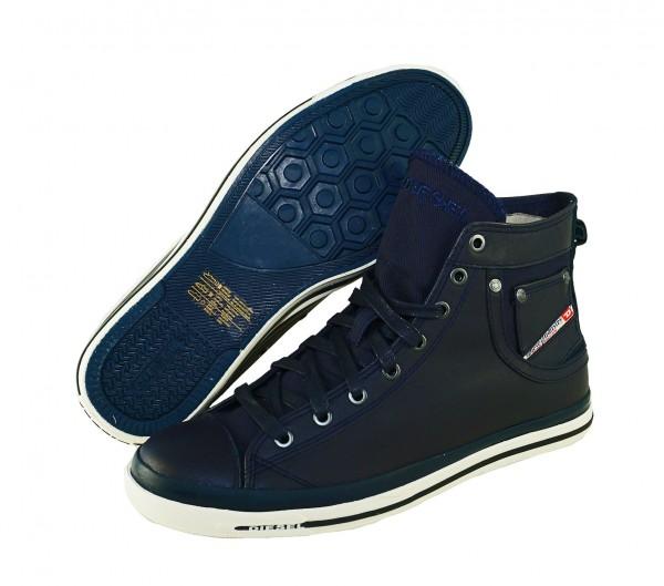 Diesel Sneaker Sneaker Exposure I Y00023 PR052 T6065 Blue Night SH19-DS1
