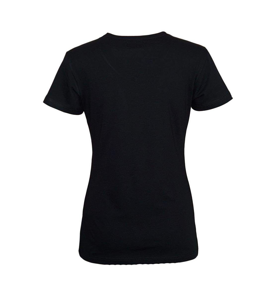 Emporio Armani Damen Shirt T-Shirt Rundhals 163139 7A317 00020 NERO HW17-EADS1