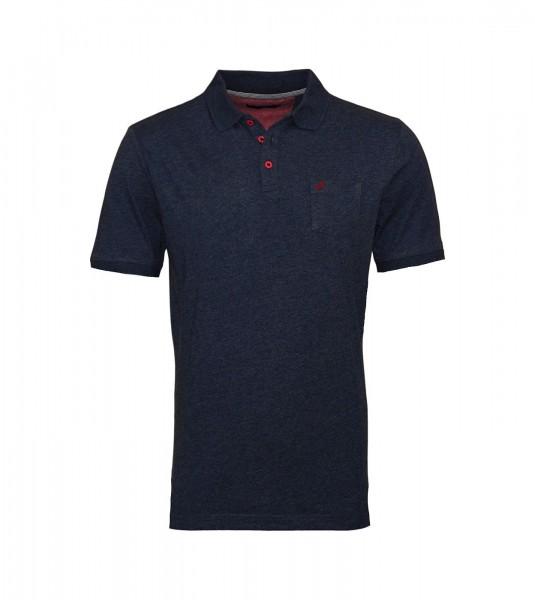 Daniel Hechter Poloshirt Polo Jersey 75015 101915 690 navy WF20-DHP1