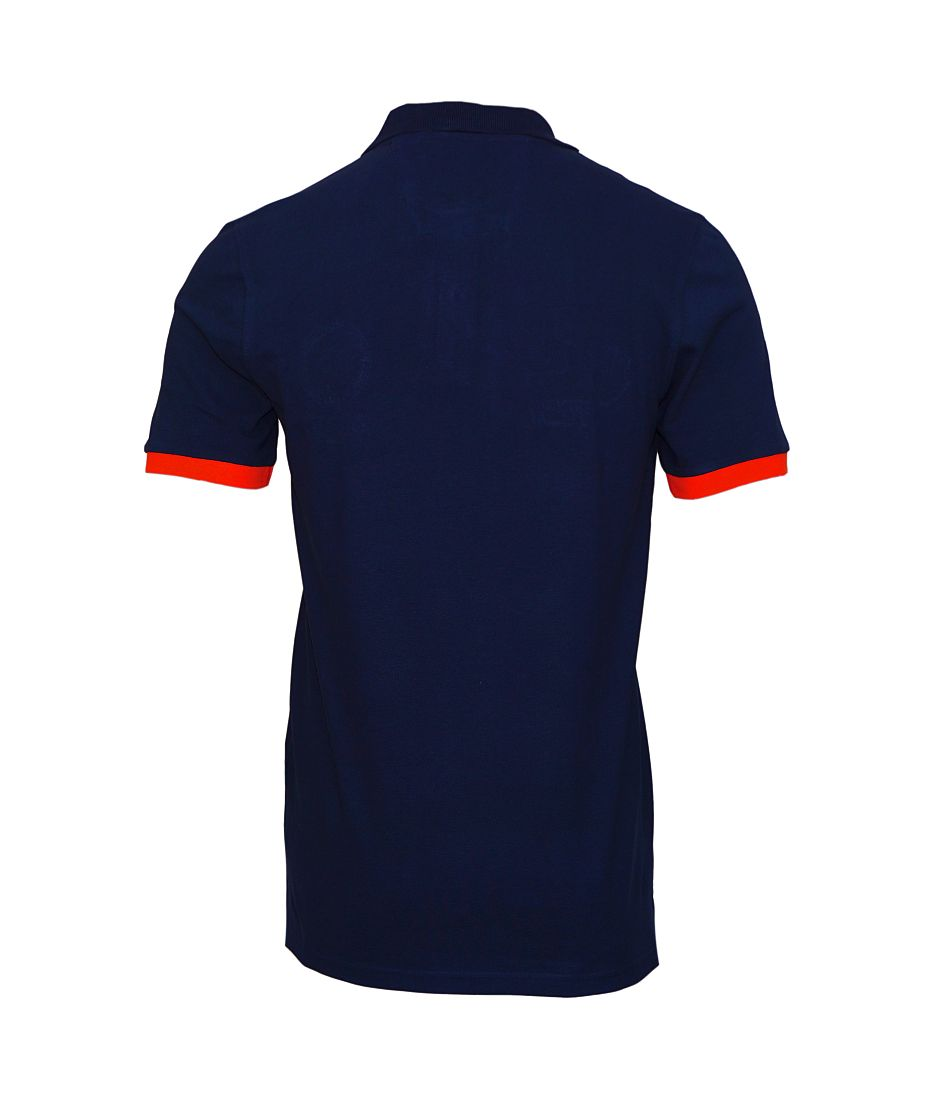 Daniel Hechter Poloshirt Polohemd Polo navy 75038 171934 670 WF17-DHP1