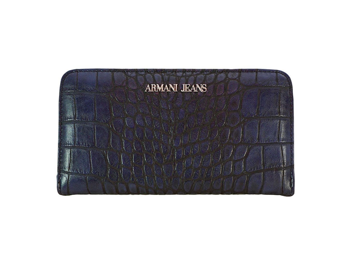 Armani Jeans Geldbörse Börse 928032 6A711 31835 dark navy HW16