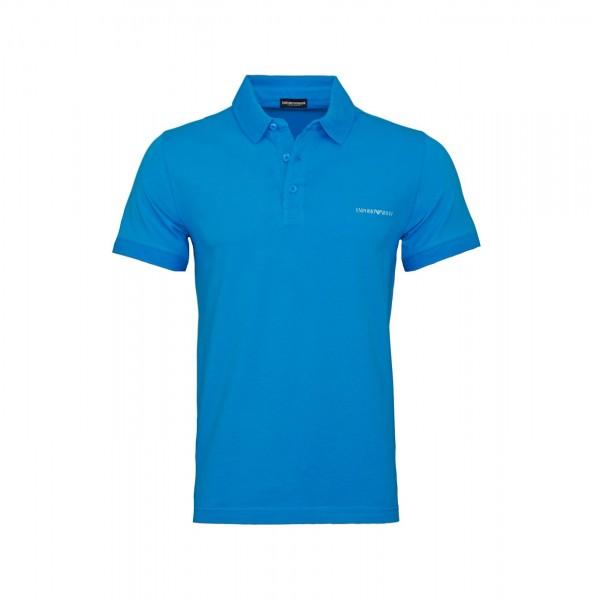 Emporio Armani Poloshirt Polo 211804 0P472 17432 Cerulean