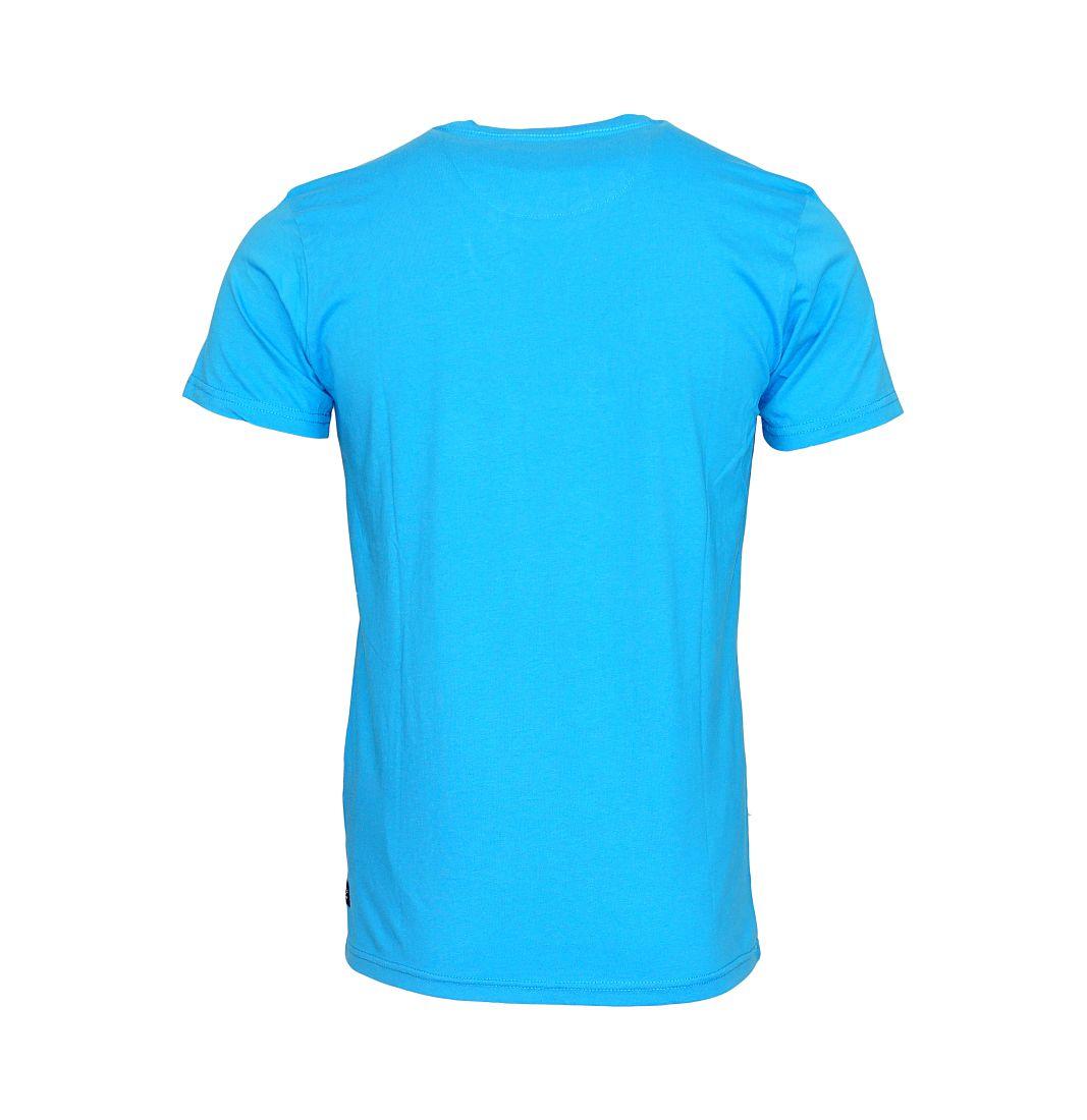 Petrol Industries T-Shirt Shirt blau M SS16 TSR663 552
