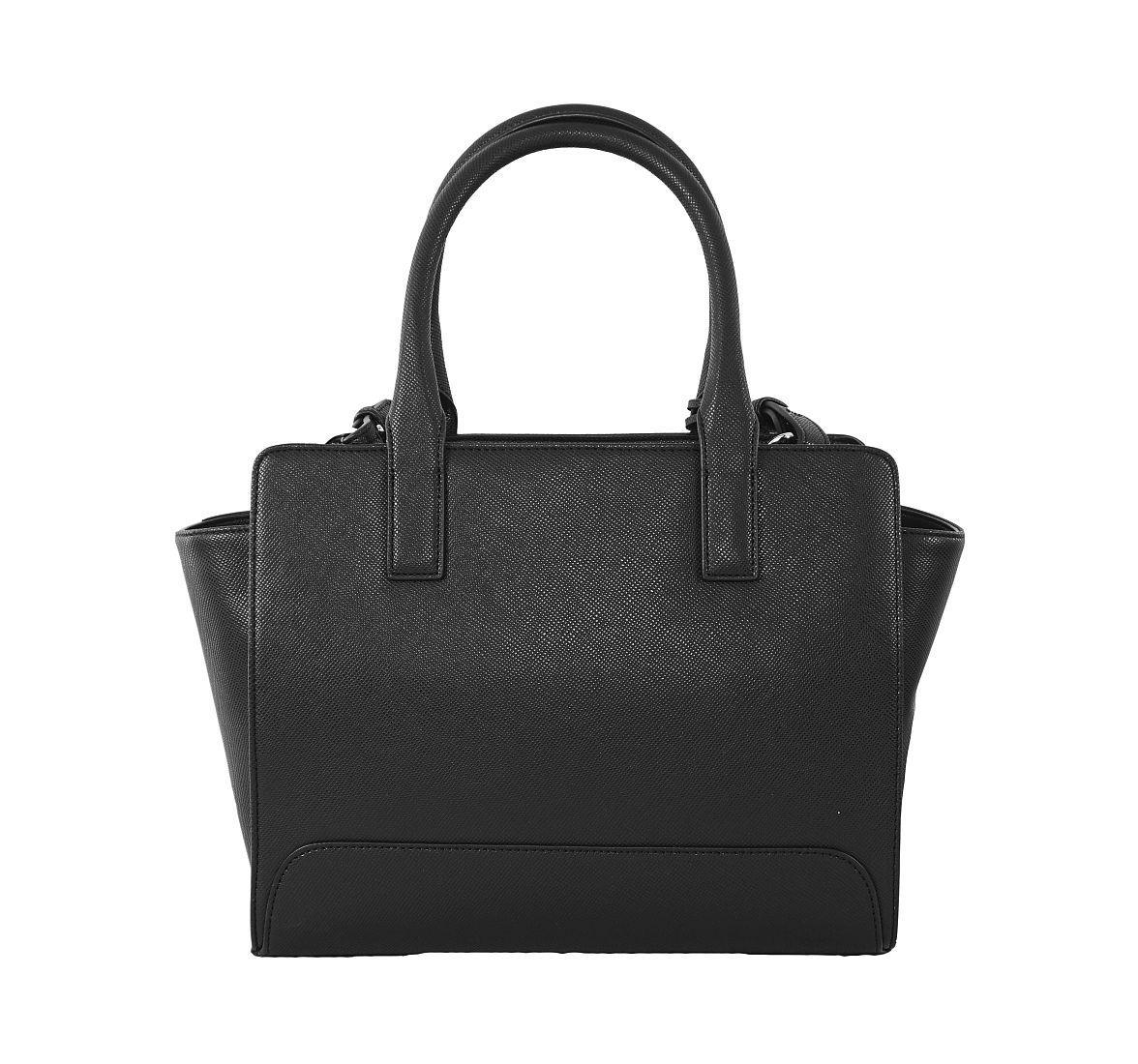 Armani Jeans Tasche Handtasche f. Damen C5250 R4 12 Nero Black HW16