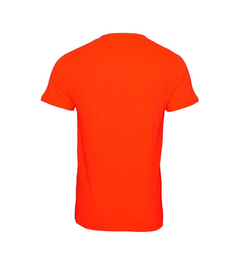 Emporio Armani T-Shirts Shirts 111683 7P722 00135 ROSSO rot S17-EANT1
