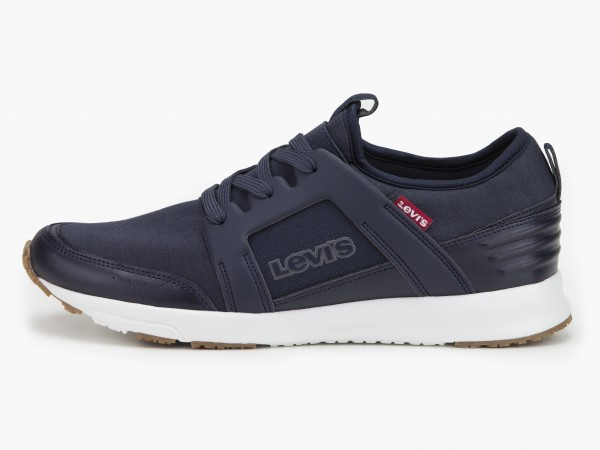 Levi's Sneakers HIGHLAND HEATHER 229398-860-17 NAVY BLUE SH19-L1