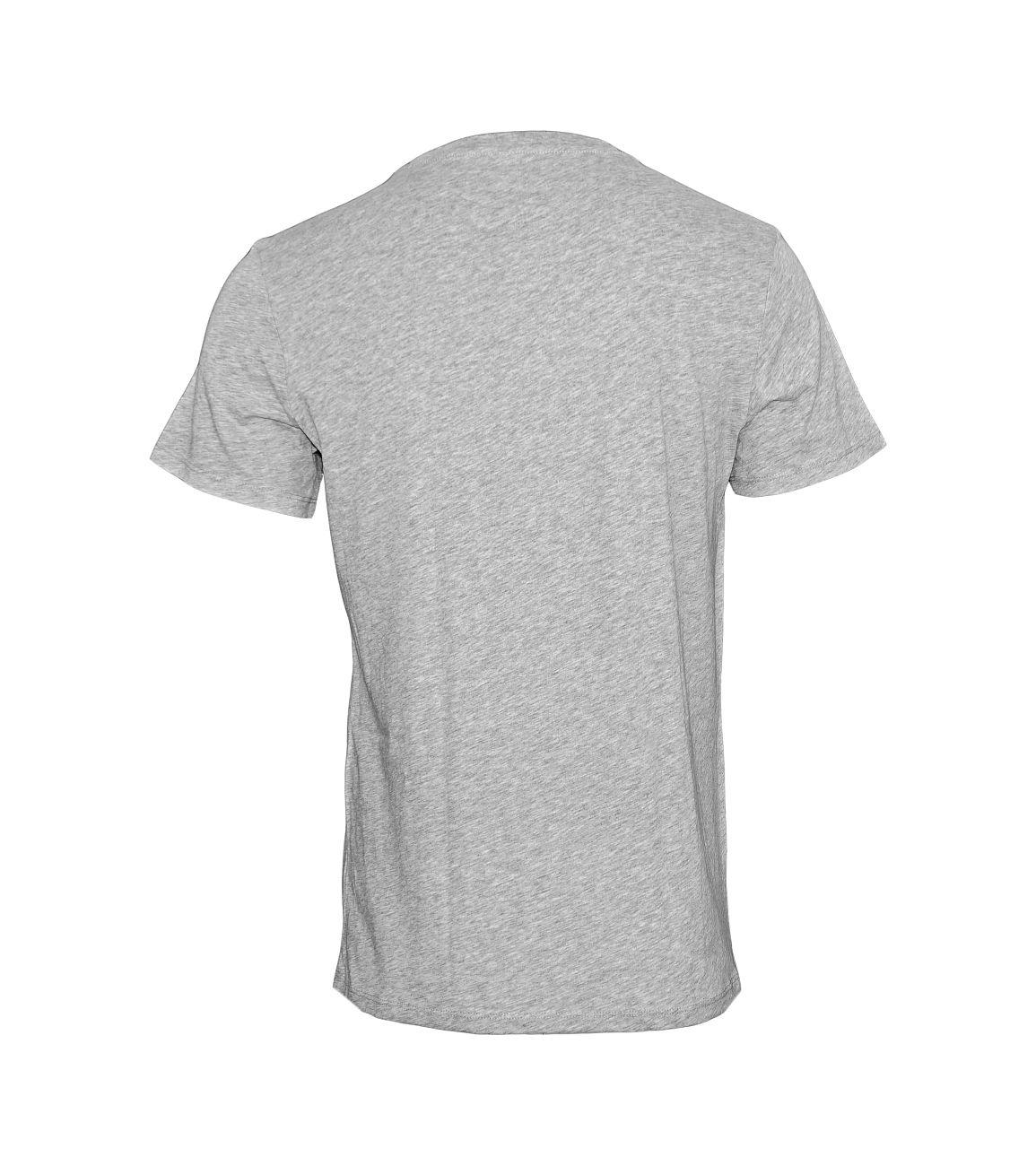 G-Star RAW 2er Pack T-Shirt Regular Fit Rundhals D07202-2757-906 Grey Htr F18-GSP1