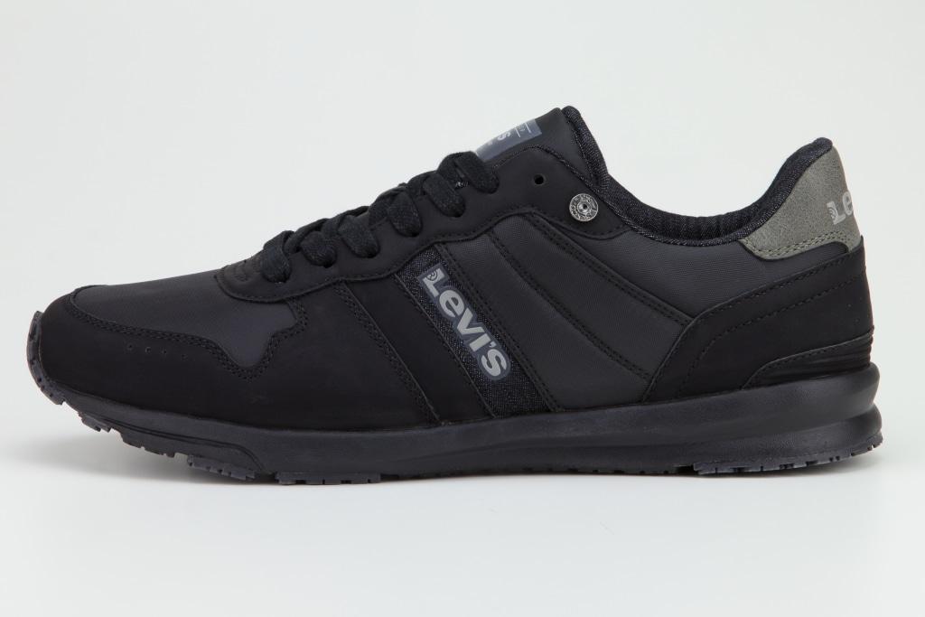 Levis Schuhe Sneaker BAYLOR BRILLIANT BLACK 227240-1920-60 W18-LVSS