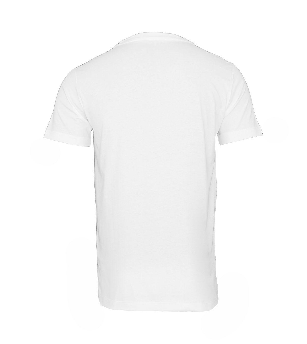 Replay 2er Pack T-Shirts V-Ausschnitt M3589 22602 010 white S18-RPT1