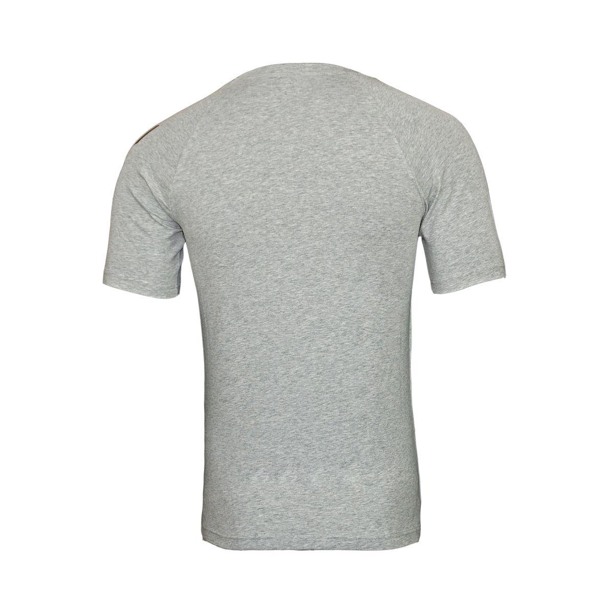 Emporio Armani T-Shirt V-Ausschnitt 111760 8P725 00048 GRIGIO MELANGE W18-EATS1