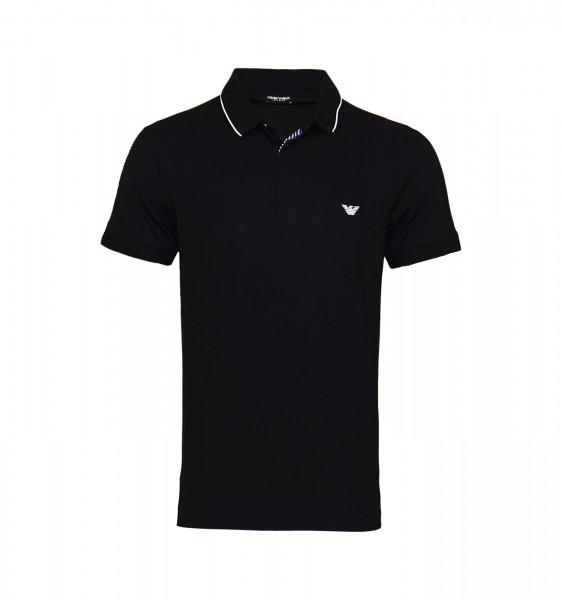 Emporio Armani Poloshirt Polo 211804 0P461 00020 Black