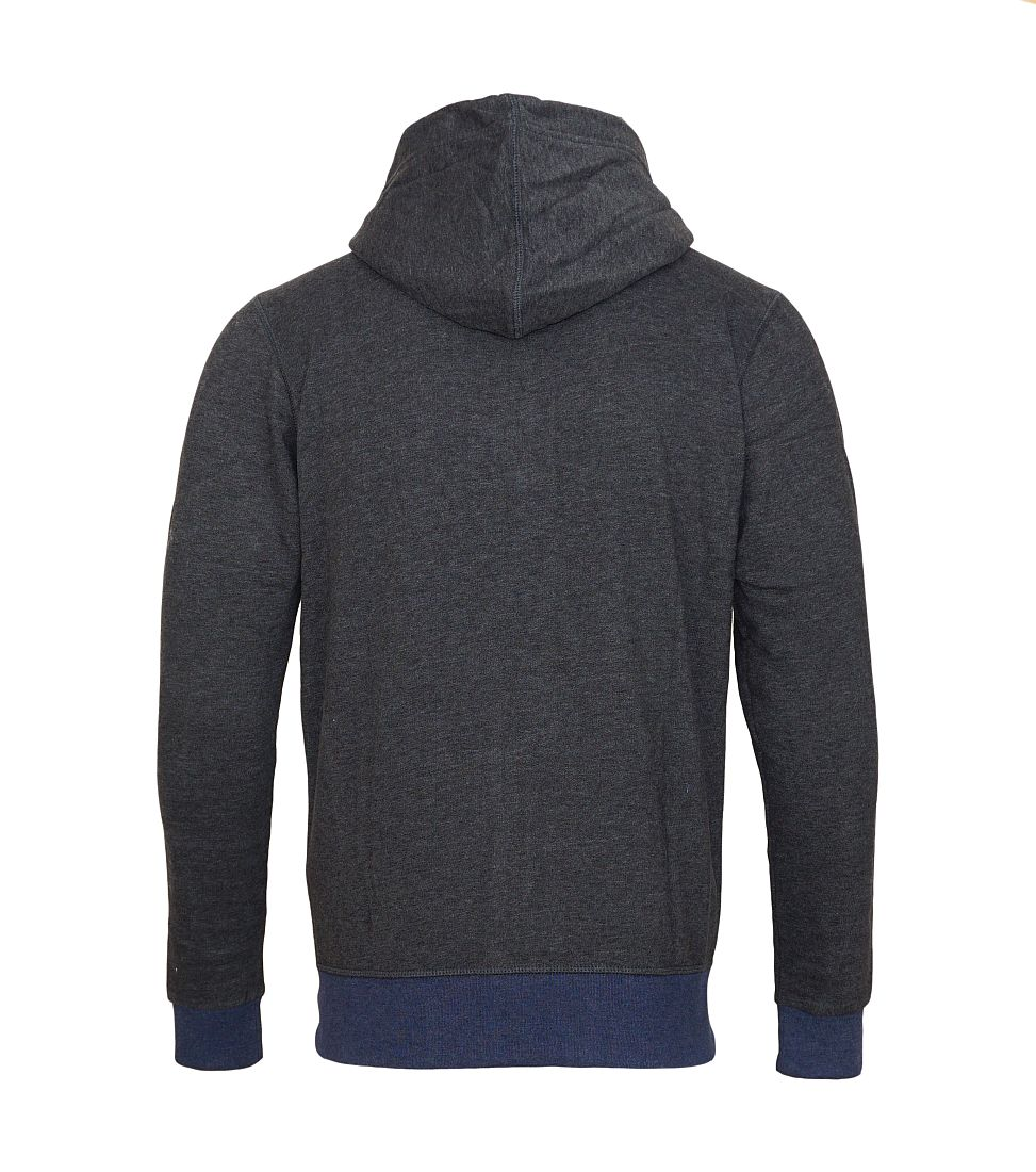 Petrol Industries Sweater Sweatjacke Hoodie grau MSPFW16 SWH850 980 HW16-2 mit Kapuze