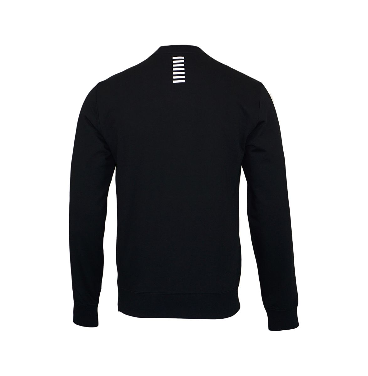 EA7 Emporio Armani Pullover Sweatshirt Rundhals 6YPM52 PJ05Z 1200 Black HW17-EAP1