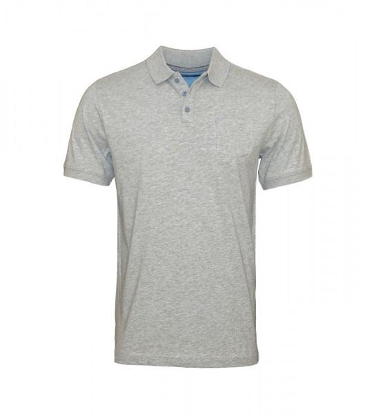Daniel Hechter Poloshirt Polo Jersey 75015 101915 910 grey WF20-DHP1