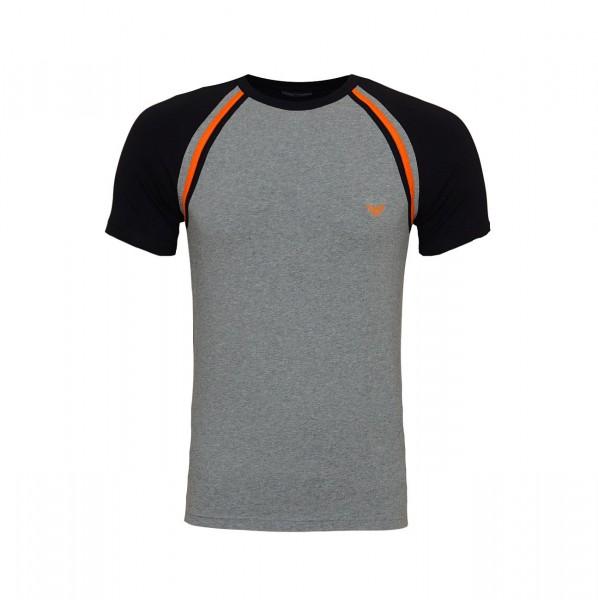 Emporio Armani T-Shirt Crew-Neck 111856 9A529 06749 grey SH19-EAX1