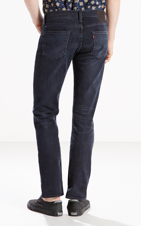 LEVIS Jeanshose Jeans 04511-2090 511 SLIM FIT HEADED SOUTH W18-LJJ1