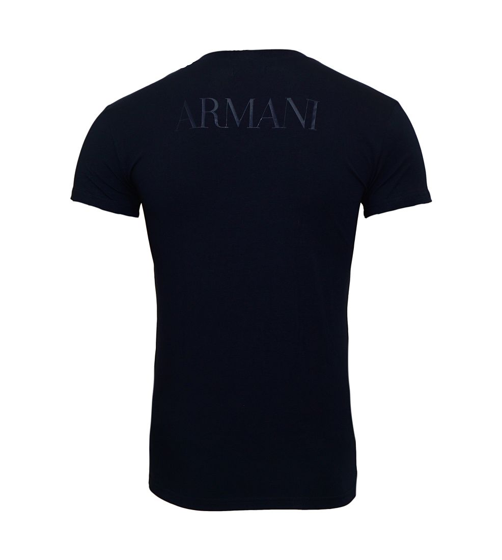 EMPORIO ARMANI Shirt T-Shirt MARINE 110810 7P516 00135 WF17-EATS1