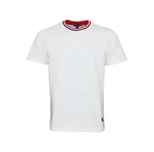 Ralph Lauren T-Shirt R-Neck 7147840 8004 white WF20-RL3