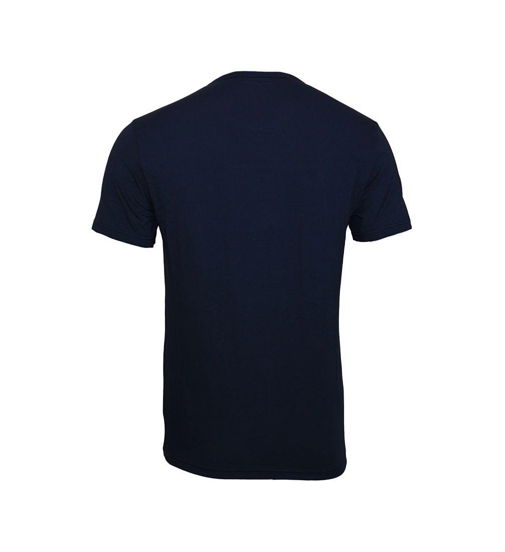 Emporio Armani 2er Pack T-Shirts Rundhals 111267 7A717 46235 MARINE/ZUCCA SH17-EA2PT