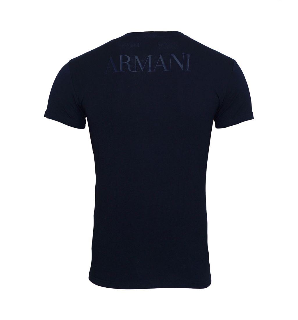 EMPORIO ARMANI Shirt T-Shirt T-Shirt MARINE 111035 7P516 00135 WF17-EATS1
